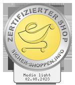Gütesiegel und Zertifikat für Online-Shops