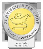 Sicher-Shoppen.info G�tesiegel